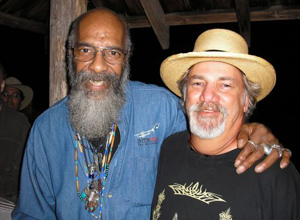 Dave and Richie Havens